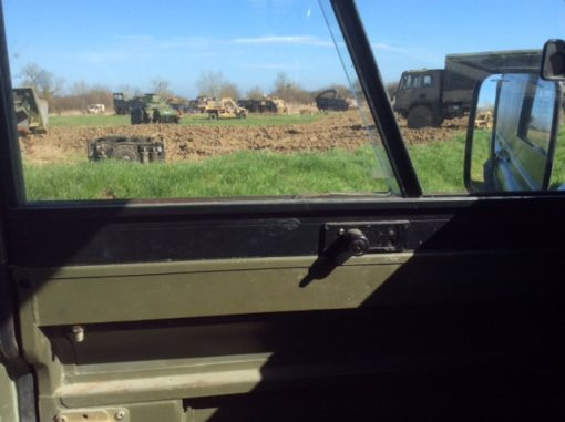 Landrover 110 Defender For Sale
