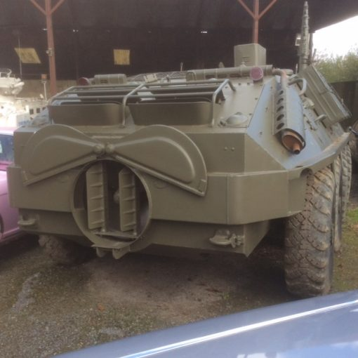 Russian 8x8 wheeled BTR-60 Communications Vehicle For Sale