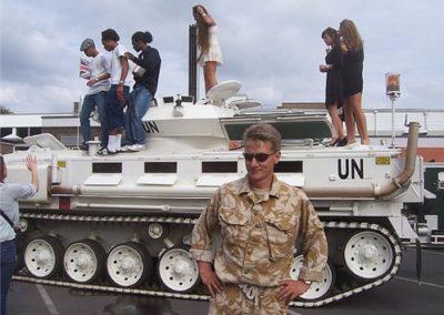 Tank Limo Image 1