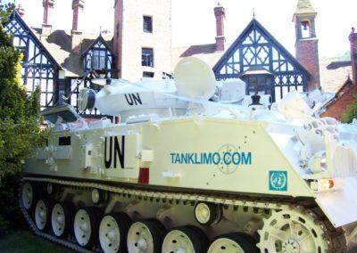 Tank Limo Image 2