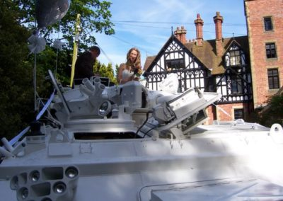 Tank Limo Image 8