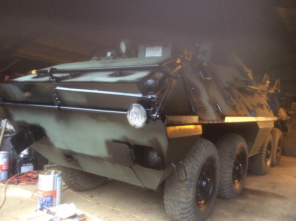 Over 150 Tanks and Military Vehicles For Film and TV Hire