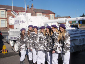 Grand National Day with BetDaq Tank
