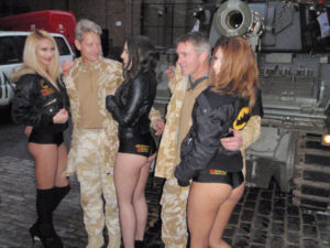 Spearmint Rhino London Tank Tour