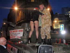 Spearmint Rhino London Tank Tour