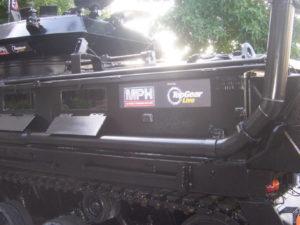 Top Gear Live Promo Tank Limo