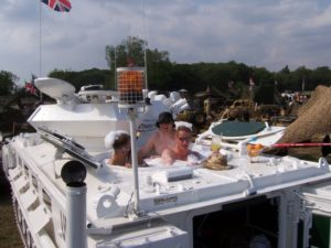 War & Peace Show Tank Limo