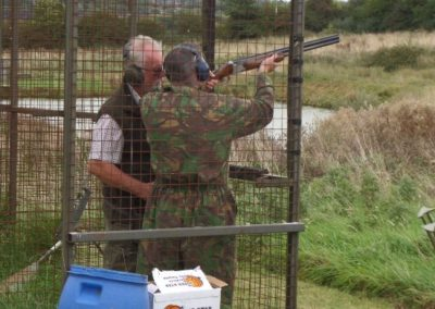 Tanks-Alot Tank Driving Experiences - Clay Pigeon Shooting