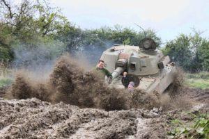 tanks-alot Tank Driving Experiences 2S1 Gvozdika #1
