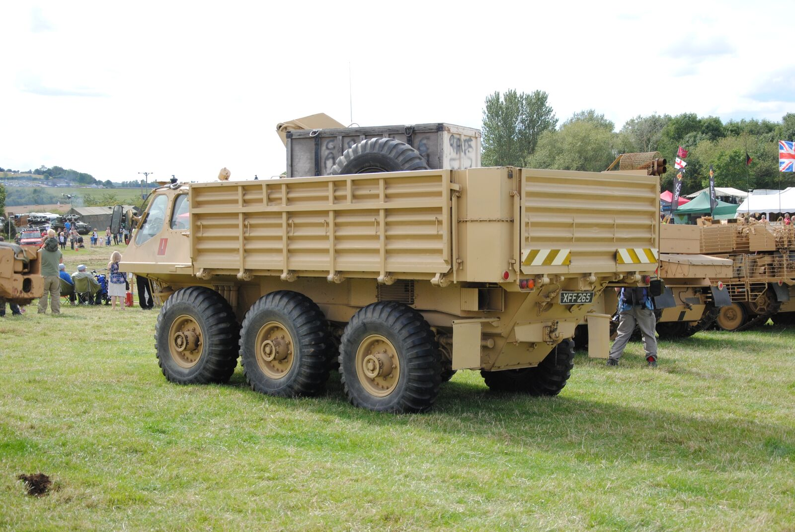 "Alvis Stalwart FV620 ""Stolly"" For Sale - Mk1 and Mk2"