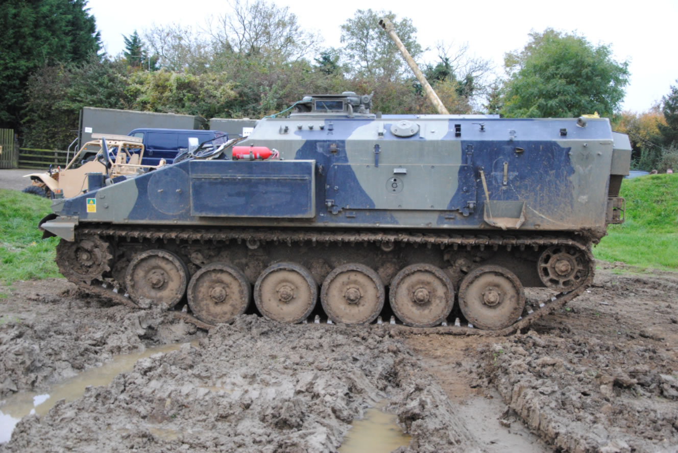 Armoured Vehicles For Sale >> Alvis Stormer HVM CVRT For Sale - Tracked Fighting Vehicle