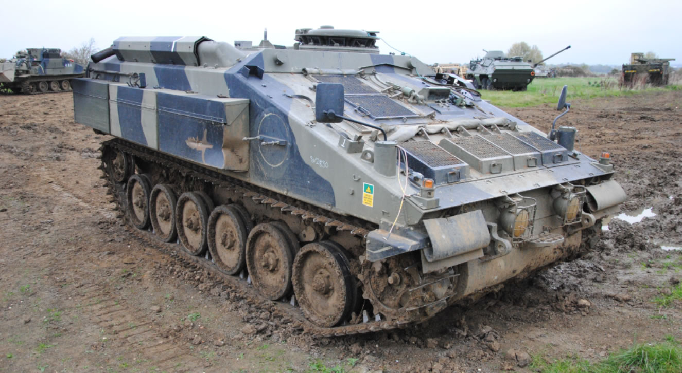 Army Vehicles For Sale >> Alvis Stormer HVM CVRT For Sale - Tracked Fighting Vehicle