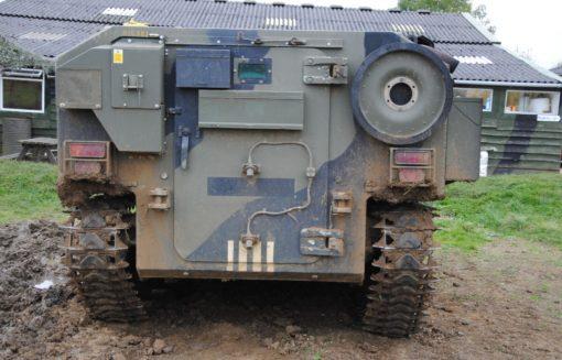 Alvis Stormer HVM CVRT For Sale