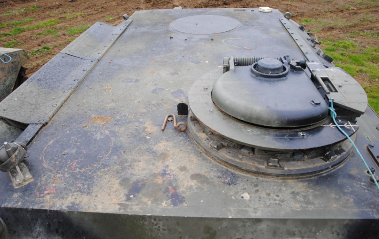 Alvis Stormer Hvm Cvrt For Sale Tracked Fighting Vehicle