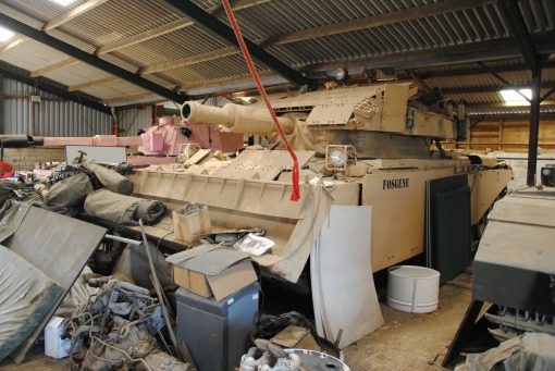Centurion AVRE (Armoured Vehicle Royal Engineers) Tank Fosgene For Sale