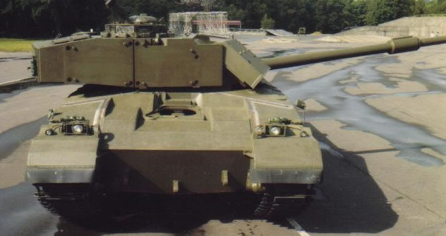 Challenger 1 Tank Prototype For Sale