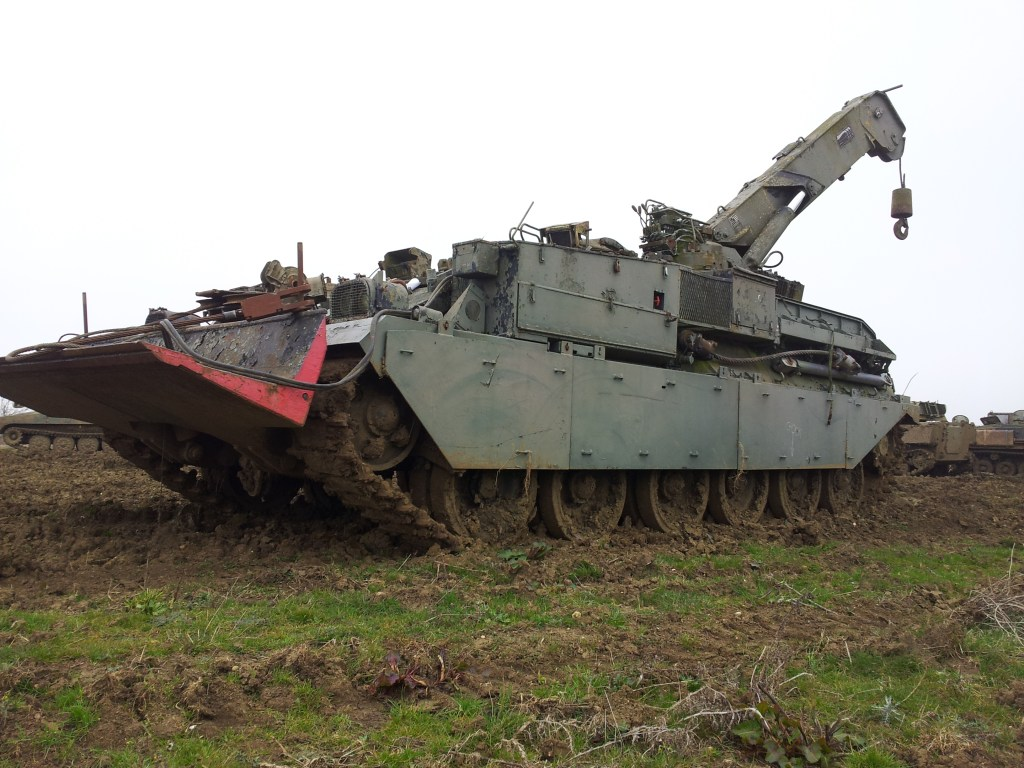 Chieftain Recovery Vehicle For Sale