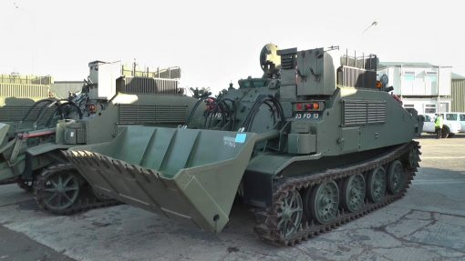 FV180 Combat Engineer Tractor For Sale
