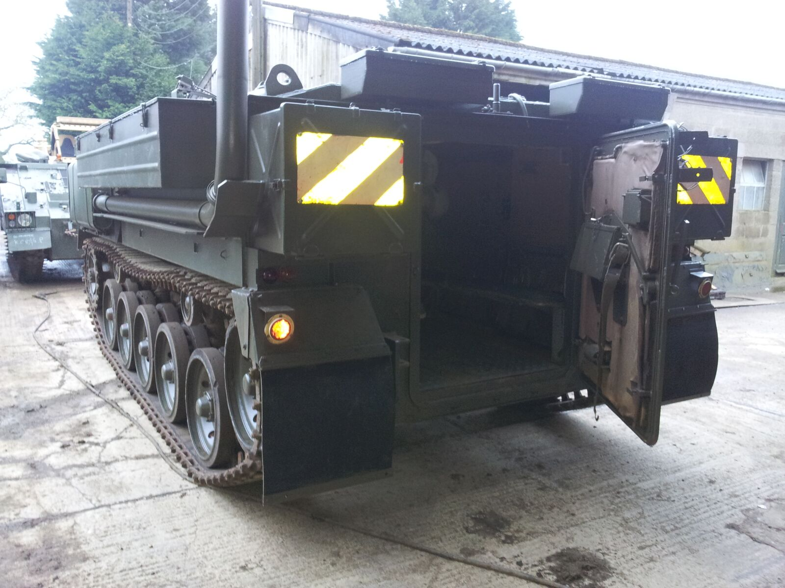 FV432 Armoured Personnel Carrier For Sale (UK) From £6000