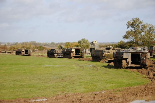 FV432 Armoured Personnel Carrier For Sale (UK) #