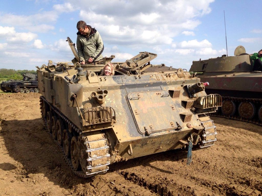 Fv432 Armoured Personnel Carrier For Sale Uk From 6000