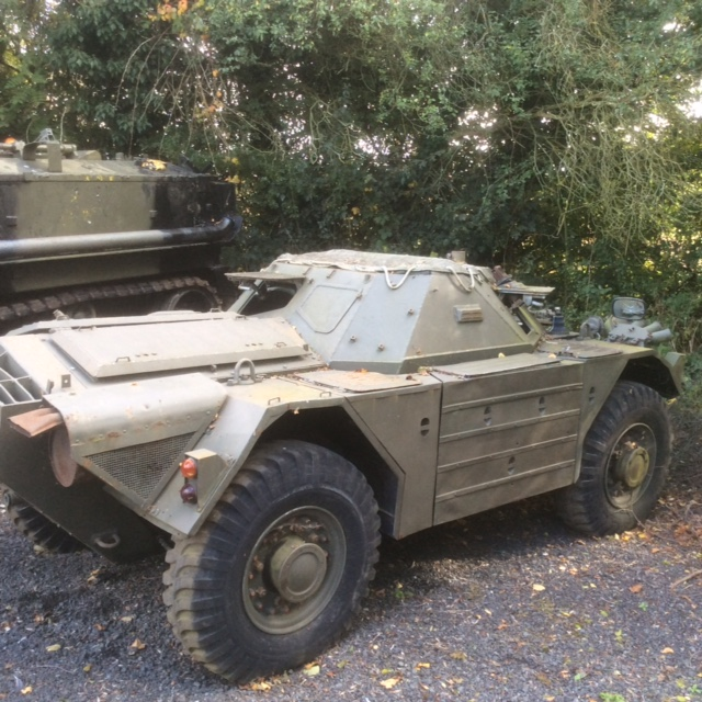 Ferret Armoured Car For Sale (Mk1, Mk2 and Mk4)