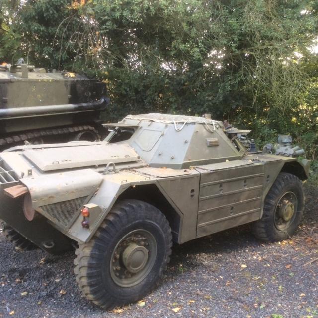 Daimler Ferret Scout Car For Sale Uk