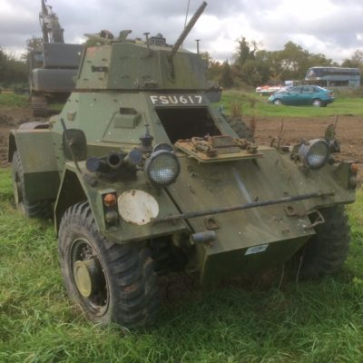Military Vehicles For Sale - Tanks, CVR(T), FV432, Chieftain
