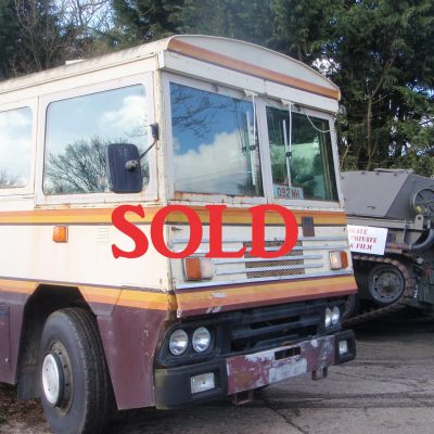MAGGIES BUS SOLD