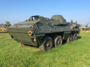 Military Vehicles For Sale - Tanks, CVR(T), FV432, Chieftain Tank