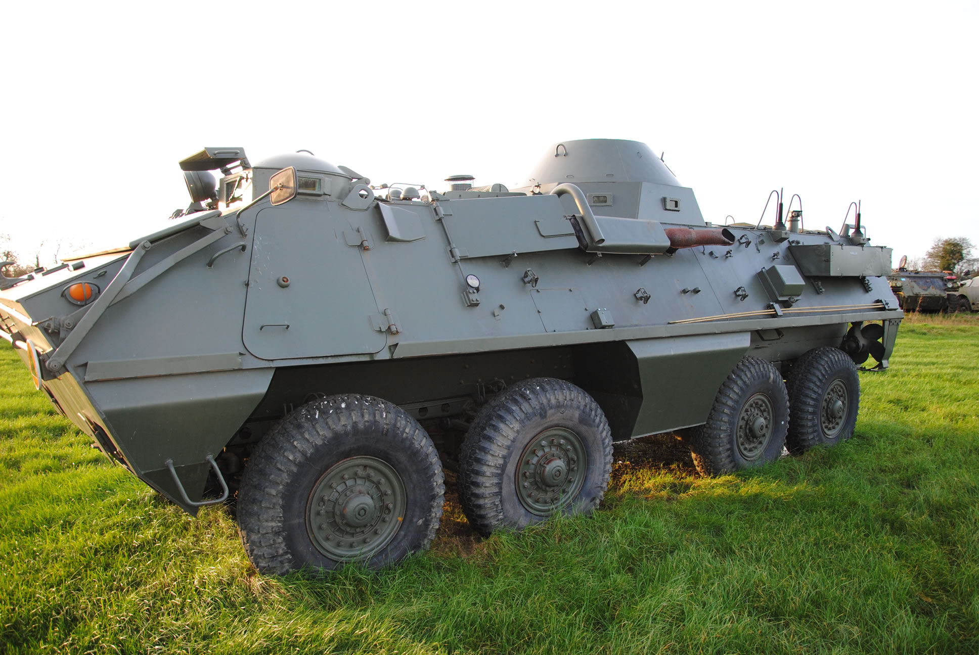 OT 64 SKOT 8x8 Armoured Personnel Carrier For Sale UK £18 000