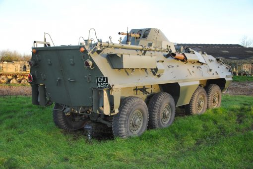 OT-64 SKOT 8x8 Armoured Personnel Carrier For Sale #