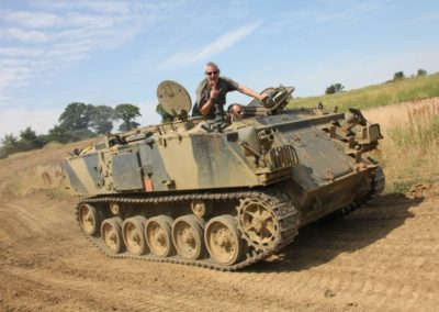 Stag Party Ideas Tank Driving Experience at Tanks Alot