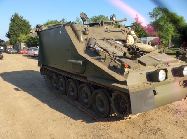 Used Range Rovers For Sale >> Military Vehicles For Sale - Tanks, CVR(T), FV432