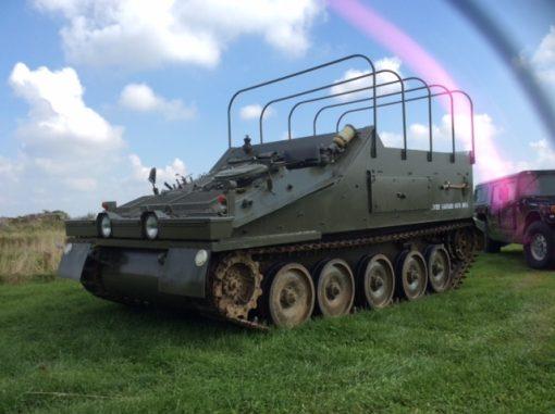CVRT Safari Gunbus