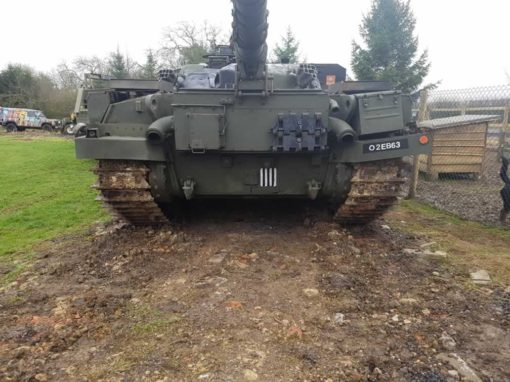 Chieftain Tank Mk 10
