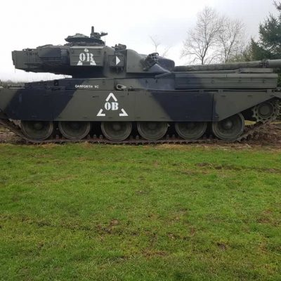 Chieftain Tank Mk 10 For Sale