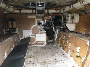 FV432 Interior
