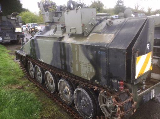 CVRT Spartan FV103 3