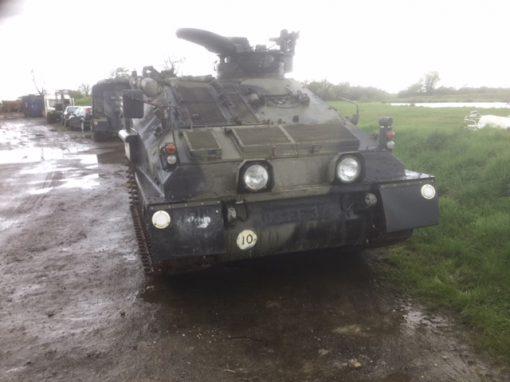 FV103 CVRT Spartan