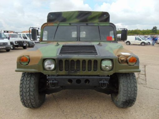 Humvee Troop Carrier