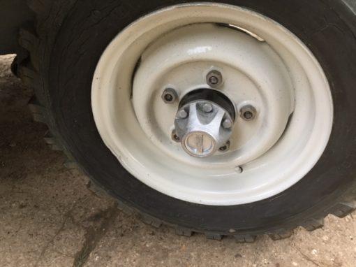 Land Rover Light Weight