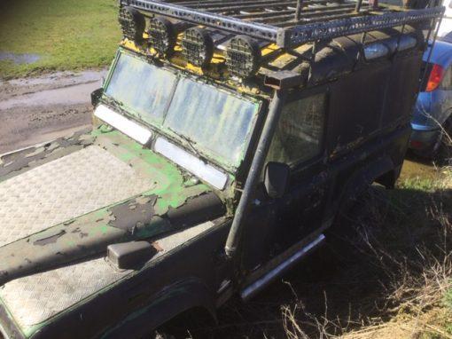 Landrover Hybrid BIG 3005