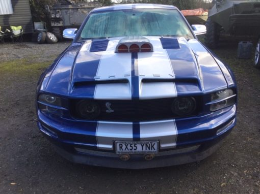 2005 Mustang Shelby 500 GT Homage