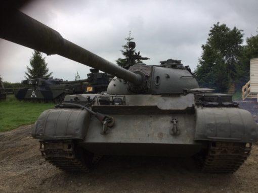 T54 Main Battle Tank