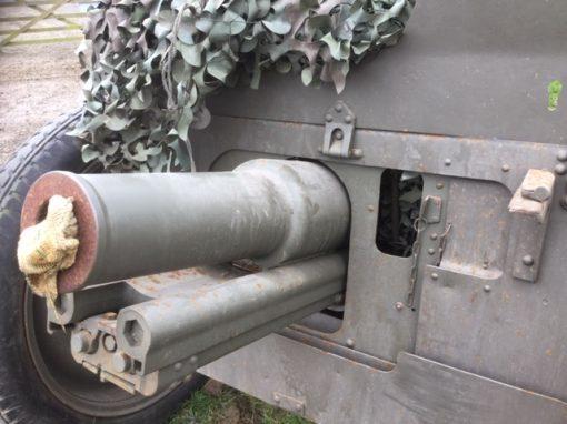 M28 field gun