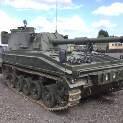 Abbott 433 Self Propelled Gun