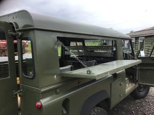 Landrover Defender 110 Ex Grenade