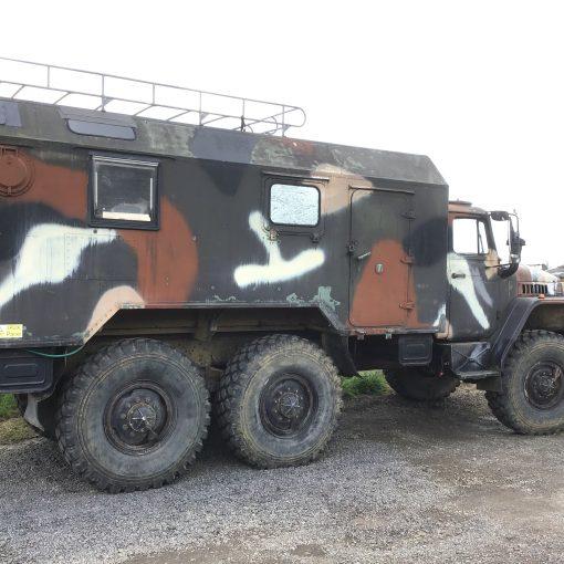 Ural Monster 6 x 6 DIESEL
