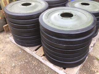 Road Wheels for CVRT variables